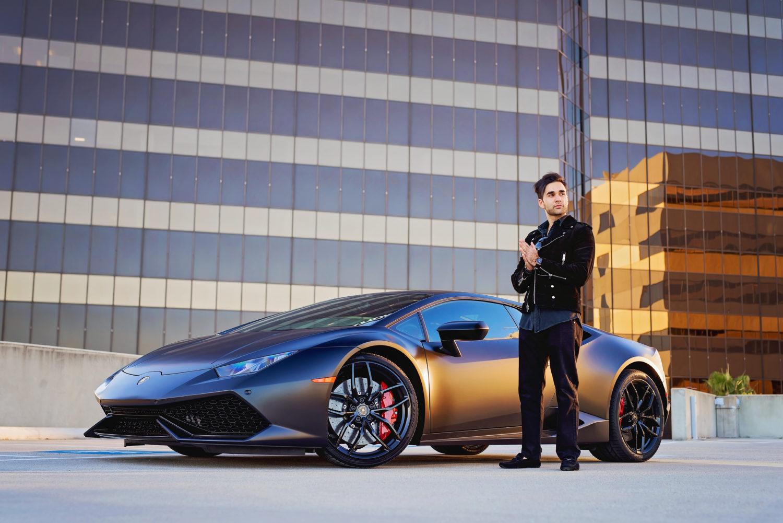 Lamborghini Huracan Car Photo Shoot Steven Cotton
